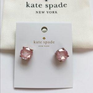 Kate Spade Light Pink Studs